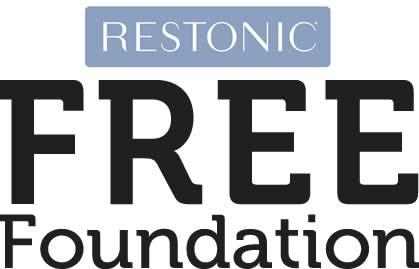 Restonic Free Foundation Sale