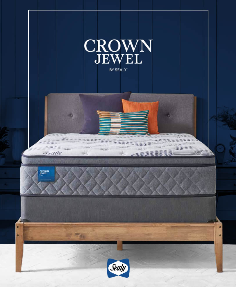 Sealy Crown Jewel Mattresses