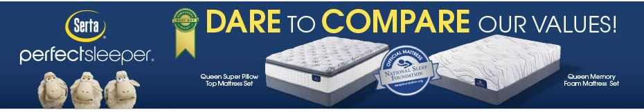 Serta Perfect Sleeper  Sale