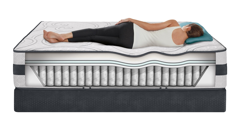 iComfort Visionaire Comfort Layers