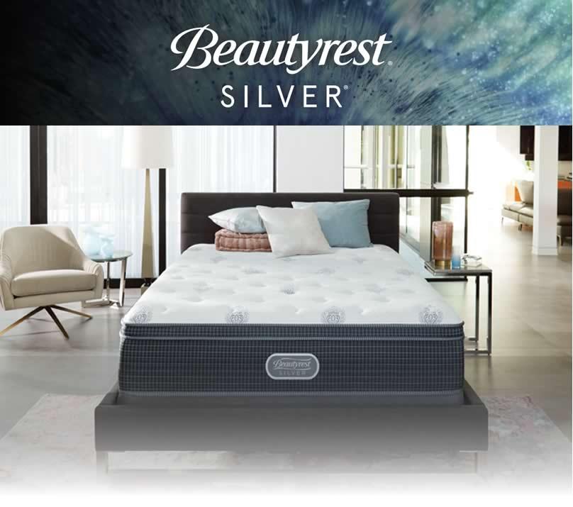 Simmons Beautyrest Silver