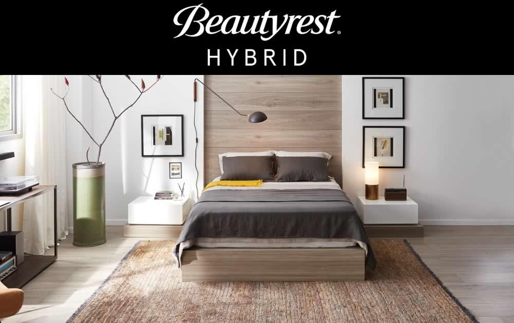 Simmons Beautyrest Hybrid