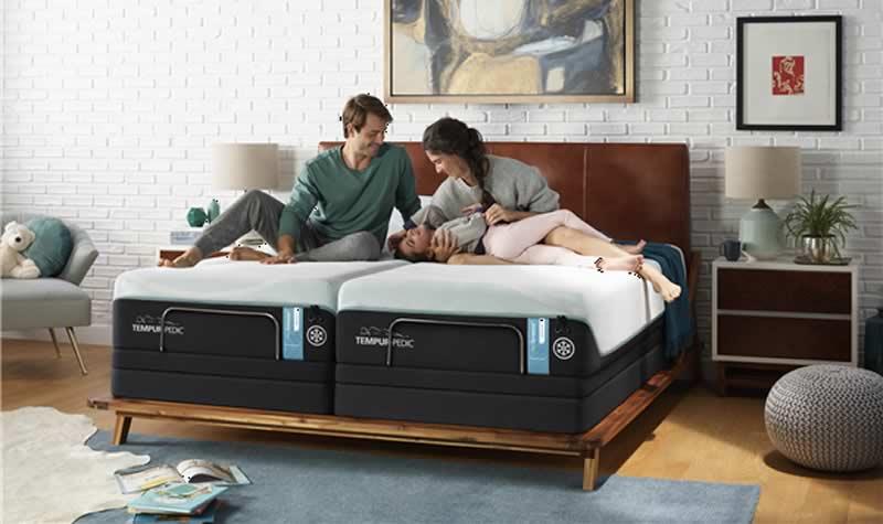 Tempur-Pedic Breeze mattress