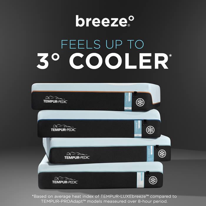 3 Degrees Cooler