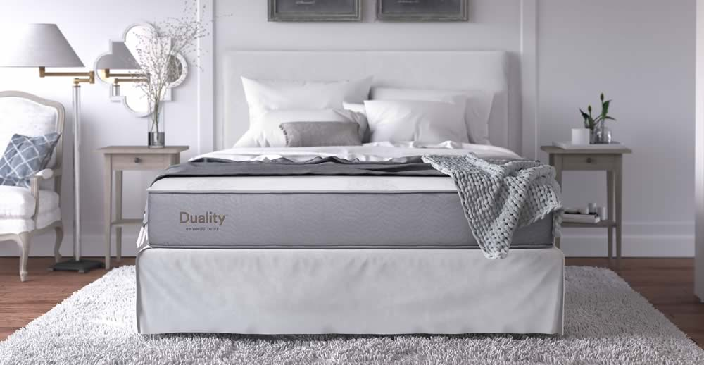 White Dove Duality Mattresses